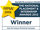 [2012] Best On-Campus Marketing Campaign