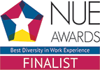 [2014] Best Diversity in Work Experience (Finalist)