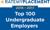 [2016] RateMyPlacement Top 100