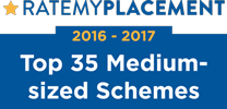 [2016] RateMyPlacement Top 35