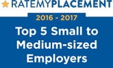 [2016] RateMyPlacement Top 5