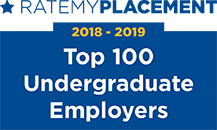 [2018] RateMyPlacement Top 100