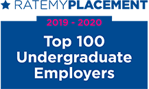 [2019] RateMyPlacement Top 100