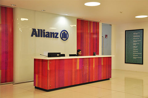 Summer Intern at Allianz Insurance
