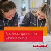 Women in Engineering @ BAE – Insight Experience