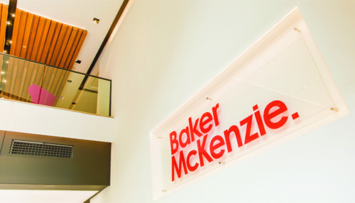 Baker McKenzie media