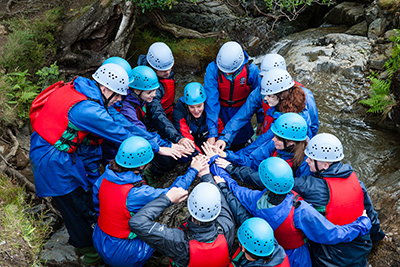 NCS The Challenge media