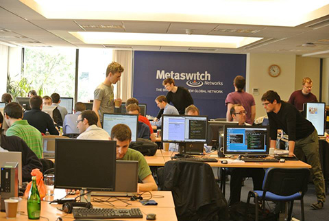Metaswitch Networks media
