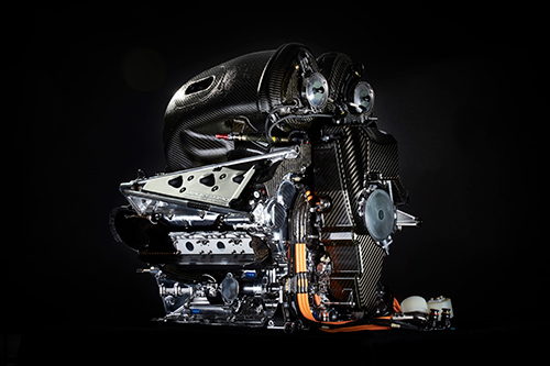 Mercedes AMG High Performance Powertrains Ltd media