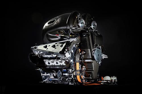 Mercedes AMG High Performance Powertrains Ltd media