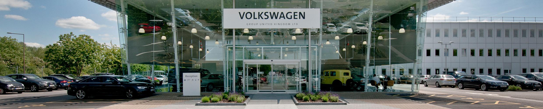 Volkswagen Group UK profile
