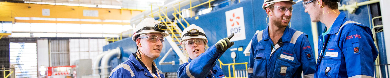 EDF Energy profile