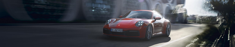 Porsche profile
