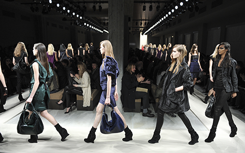 At a Glance: the Fashion Industry