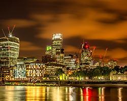 Banking internships in London
