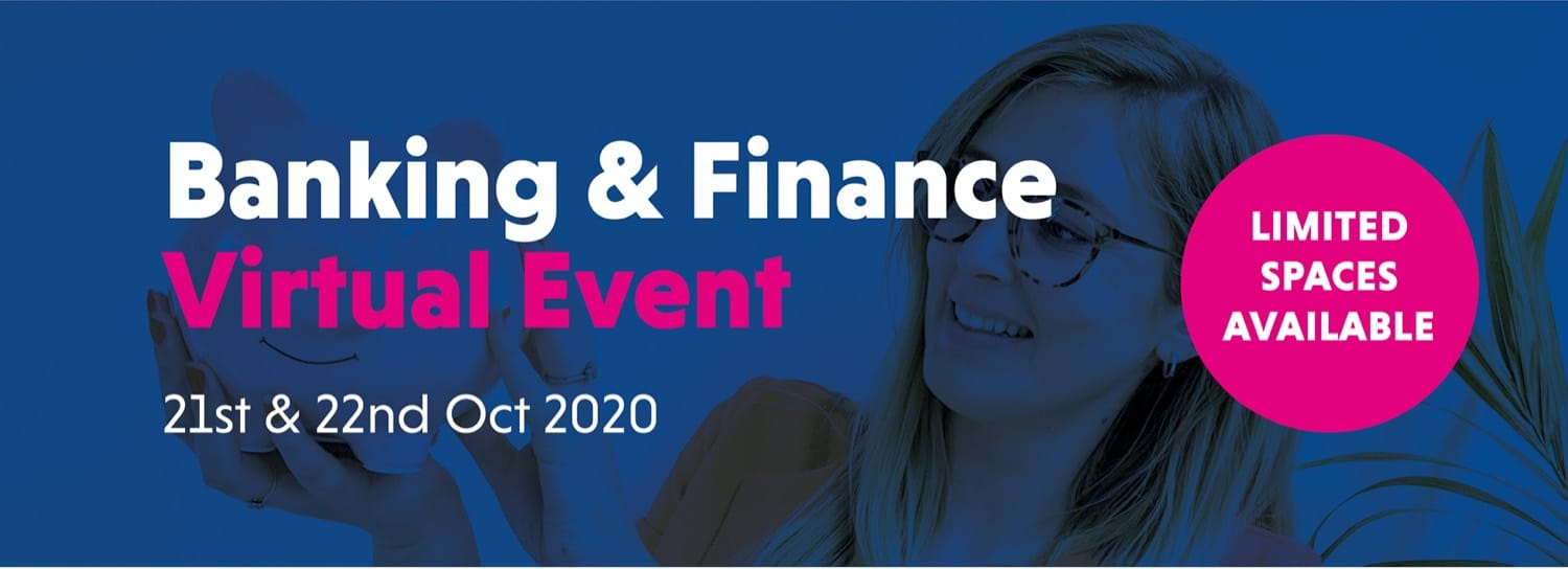 banking virtual event