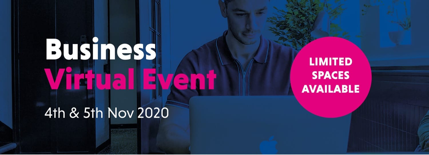 business virtual event