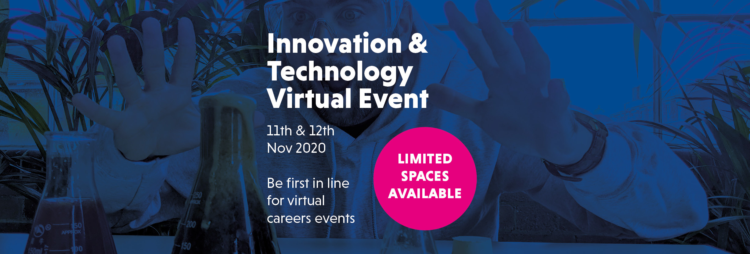innovation & technology virtual event